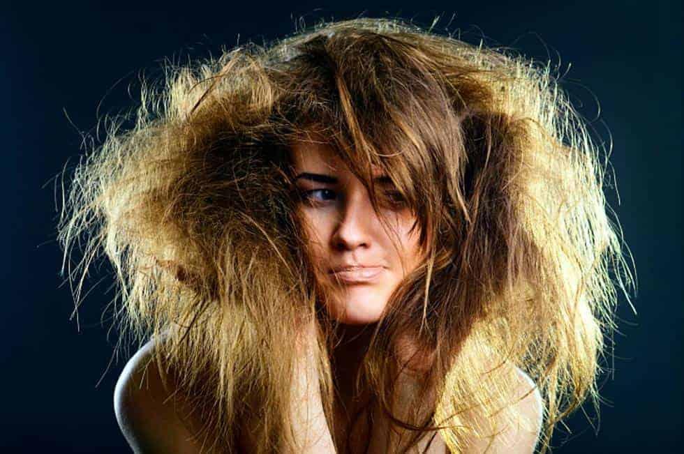 Mencegah Rambut Mengembang