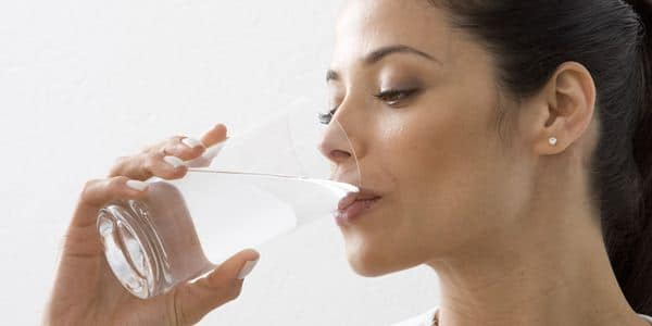Rajin Minum Air Putih