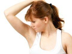 cara menghilangkan bau ketiak secara alami