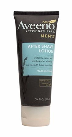 Aveeno Active Naturals Men's After Shave Lotion