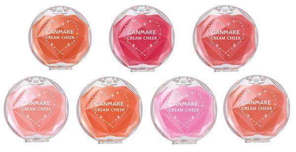 Canmake Cream Cheek Blush