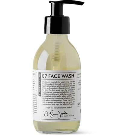 Dr Jackson's Face Wash 07