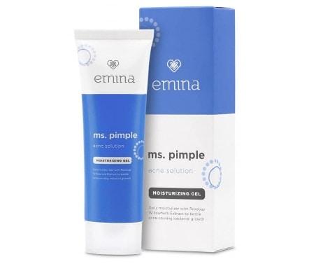 Emina Ms. Pimple Moisturizing Gel