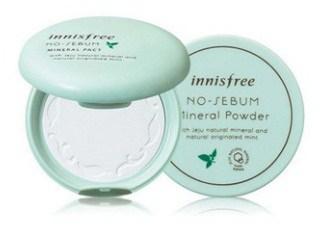 Innisfree No Sebum Mineral Powder