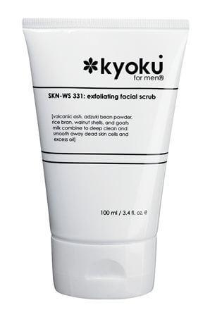Kyoku Exfoliating Face Wash