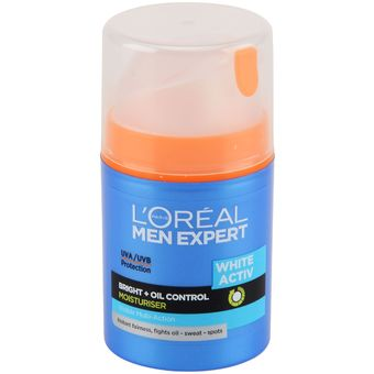 L'Oreal Paris Men Expert White Active Bright + Oil Control Moisturizer