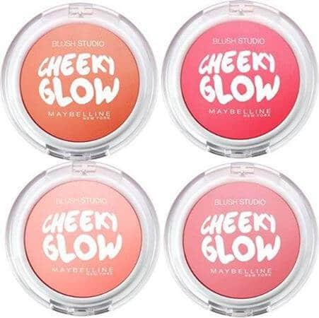 Maybelline Cheeky Glow Merk Blush On yang Bagus