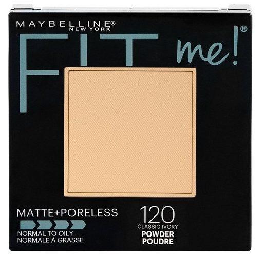 Maybelline Fit Me Matte + Poreless Powder 2