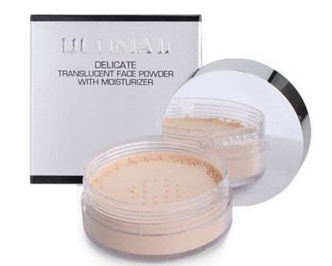 Ultima II Delicate Translucent Powder with Moisturizer
