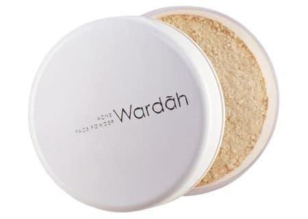 Wardah Acne Face Powder merk bedak untuk kulit berjerawat