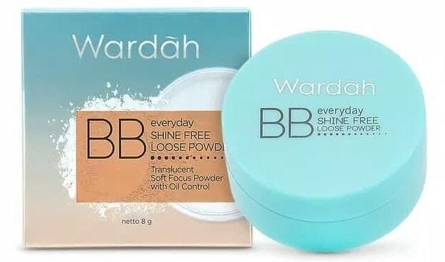 Wardah BB Everyday Shine Free Loose Powder 2