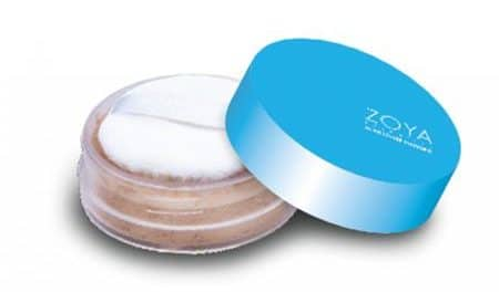 Zoya Cosmetics Acne Loose Powder