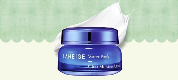 LANEIGE Water Bank Ultra Moisture Cream