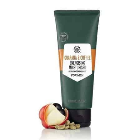 The Body Shop Guarana & Coffee Energizing Moisturizer For Men