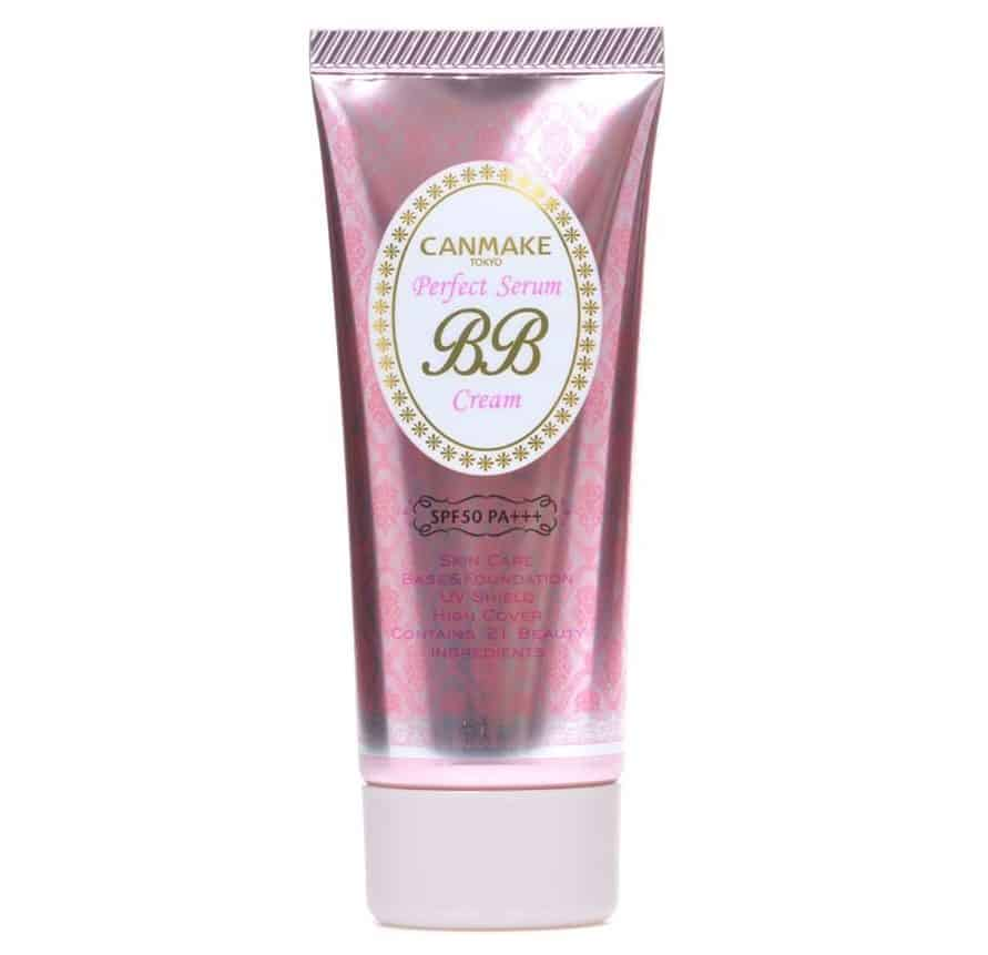 merk bb cream yang bagus_Canmake Perfect Serum BB Cream (Copy)