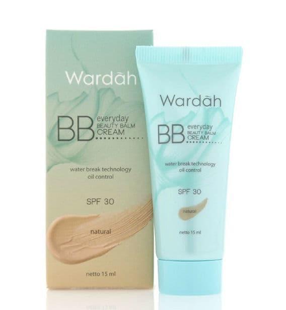 merk bb cream yang bagus_Wardah Everyday Beauty Balm Cream (Copy)