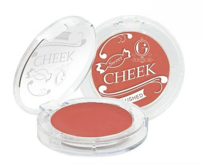 merk blush on yang bagus_Madame Gie Sweet Cheek Blushed (Copy)