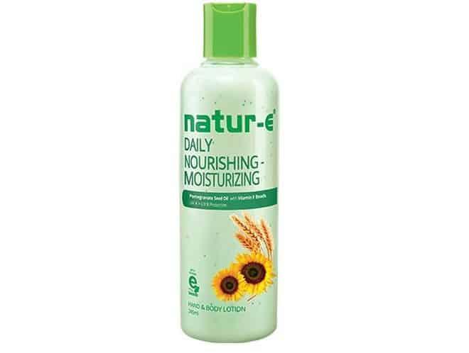 merk body lotion yang bagus_Natur E Daily Nourishing Lotion (Copy)