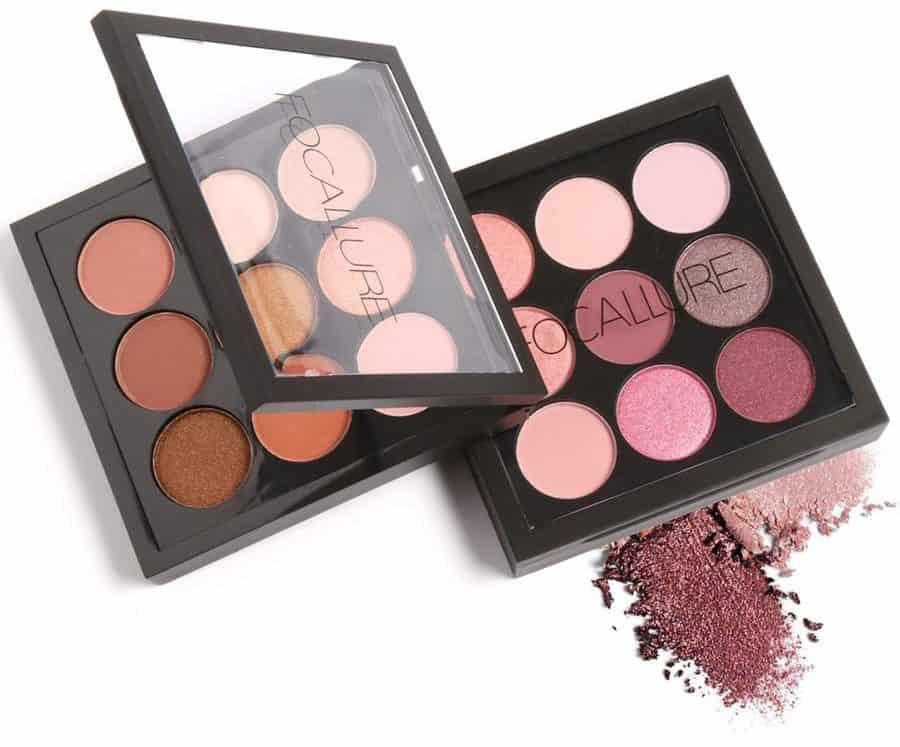 merk eyeshadow yang bagus_Focallure 9 Colors eyeshadow (Copy)