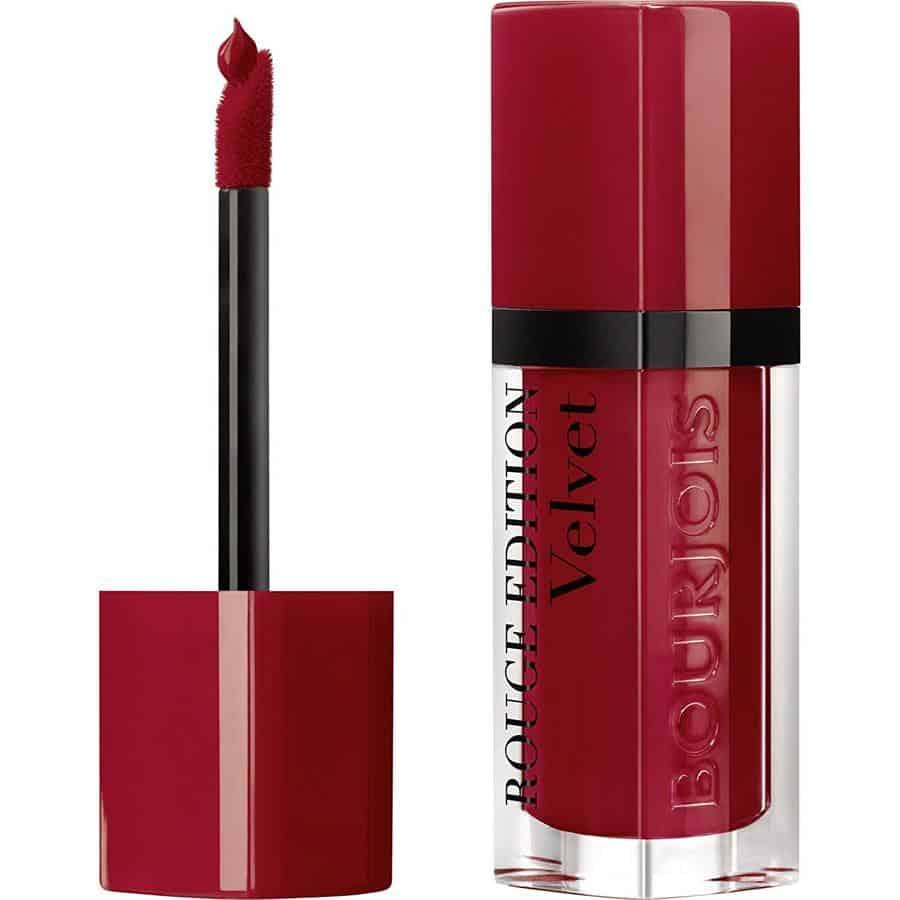 merk lipstik yang bagus_Bourjois Rouge Edition Velvet (Copy)