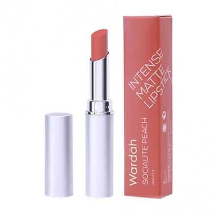 merk lipstik yang bagus_Wardah Intense Matte Lipstick (Copy)
