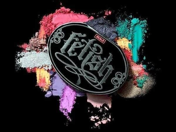 Kat Von D Fetish Eyeshadow Palette