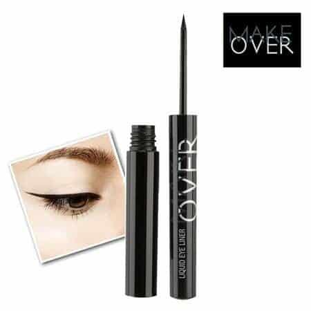 Make Over Eyeliner Liquid Black