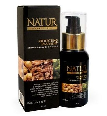 NaturHair Serum