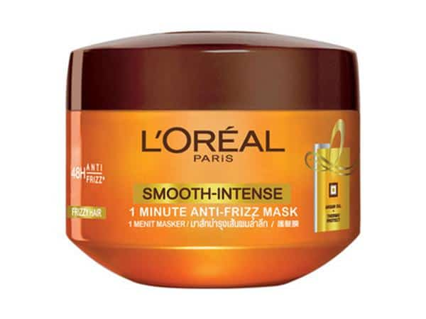 L'Oreal Smooth-Intense 1 Minute Anti-Frizz Mask