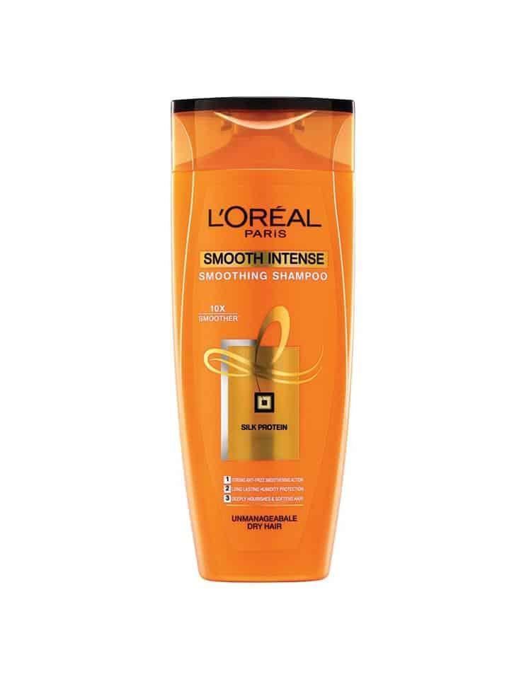 L'Oréal Paris Smooth Intense Shampoo