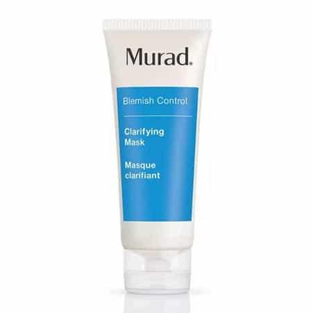 merk masker wajah untuk kulit berminyak Murad Clarifying Mask