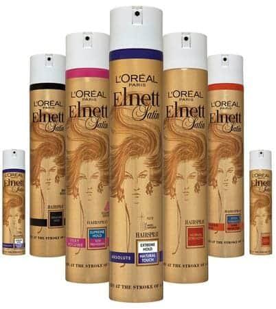 L'Oréal Paris Elnett Hairspray