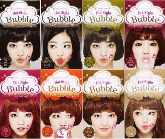 Etude Hot Style Bubble Hair Coloring