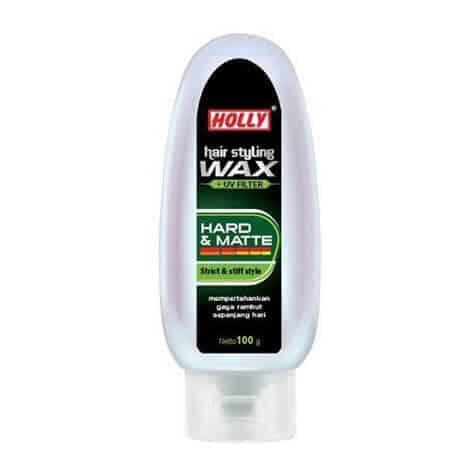 Holly Hair Styling Wax Hard & Matte