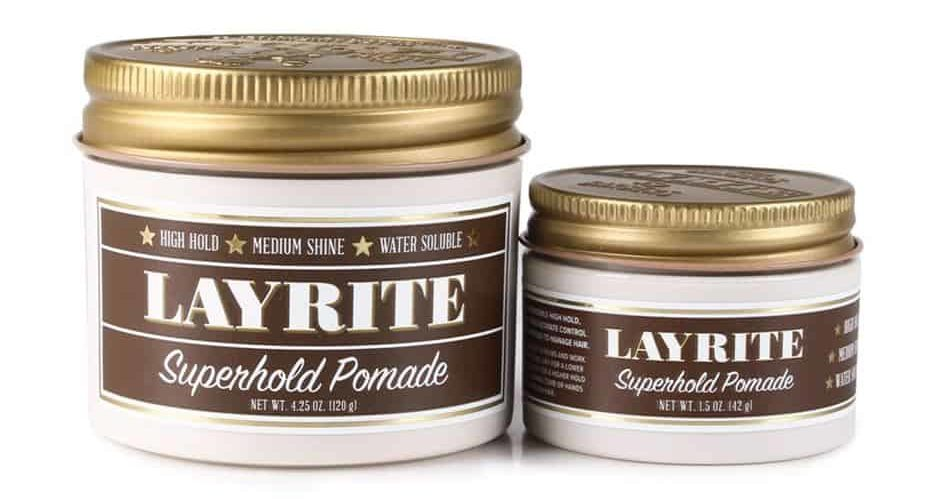 Layrite Super Hold Deluxe Pomade