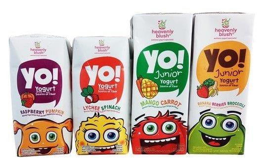 Merk Yogurt untuk Diet_3. Heavenly Blush Yo! Yogurt (Copy)