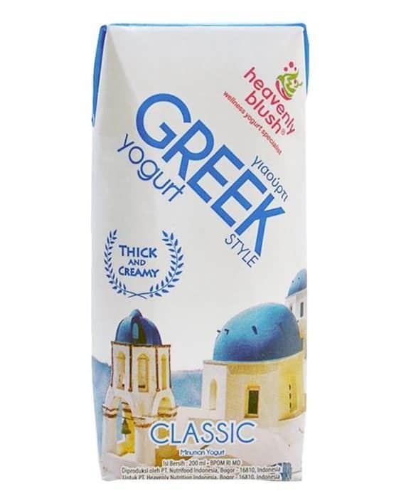 Merk Yogurt untuk Diet_8. Heavenly Blush Greek (Copy)