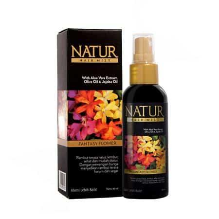 Natur Hair Mist Fantasy Flower merk vitamin rambut yang bagus