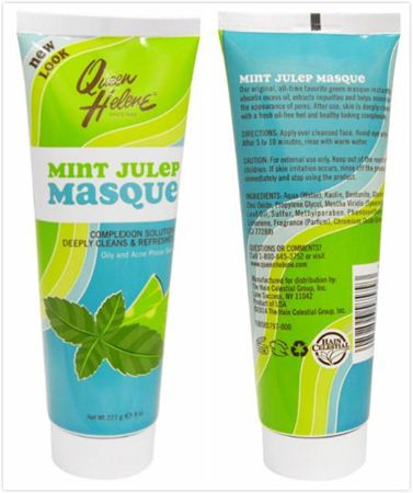 Queen Helene Mint Julep Masque for Oily and Acne Prone Skin