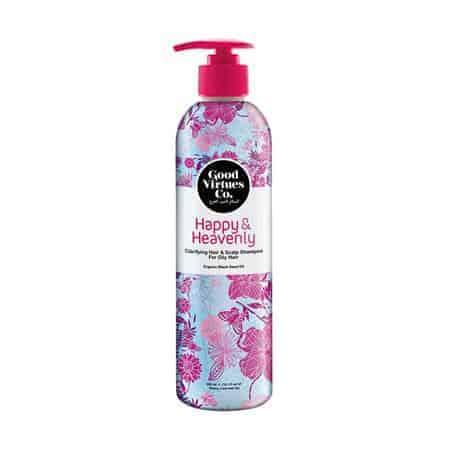 Merk Shampo untuk Rambut Berminyak Good Virtues Co. Clarifying Hair & Scalp Shampoo