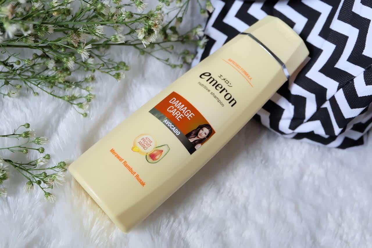Emeron Shampoo Damage Care