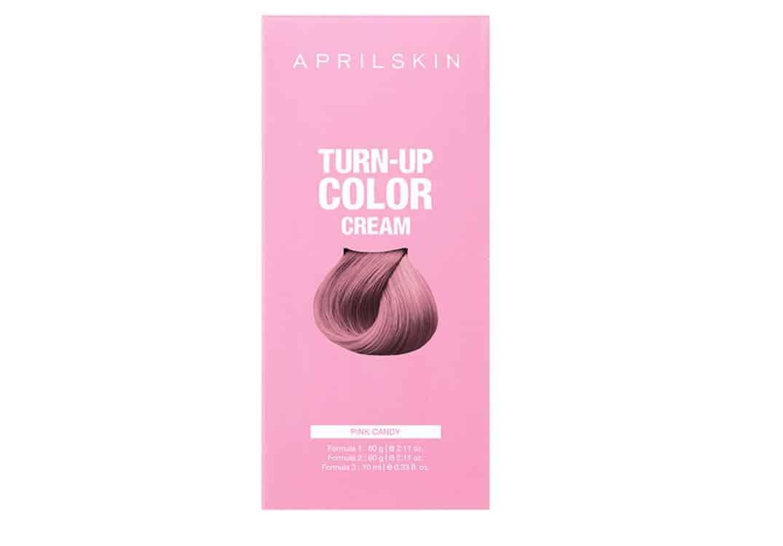 merk cat rambut yang bagus_April Skin Turn-Up Color Cream