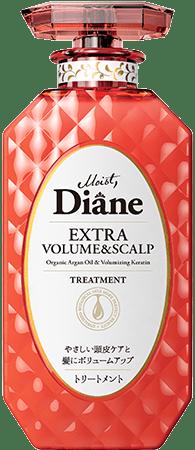 Moist Diane Perfect Beauty Extra Volume & Scalp Treatment