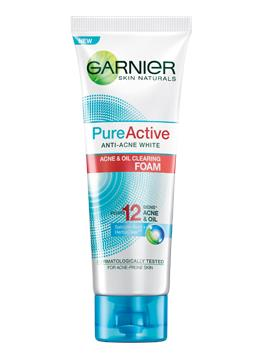 Garnier Pure Active 12 in 1 Multi Action Foam