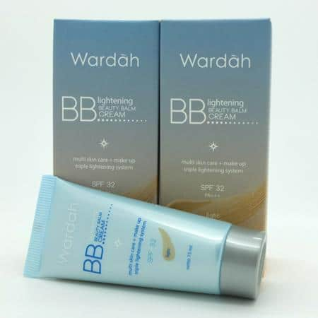 Wardah BB Lightening Beauty Balm Cream