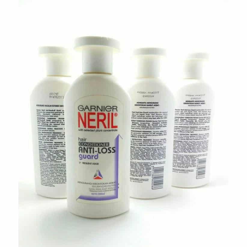 Garnier Neril Anti Loss Guard Shampoo