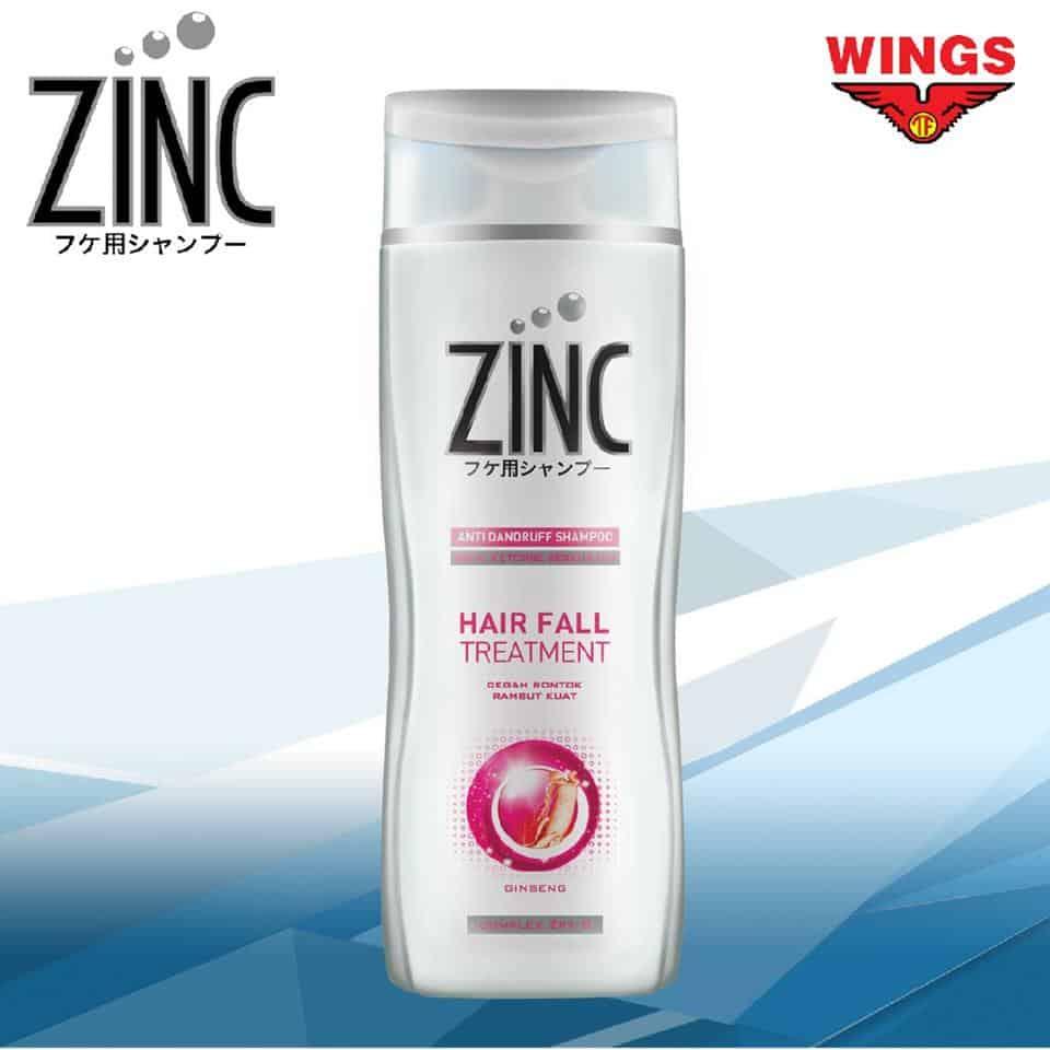 Zinc Hair Fall Treatment Shampoo