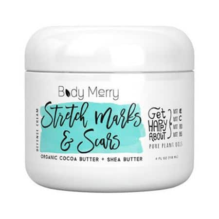 Body Merry Fading Stretch Marks and Scars Cream