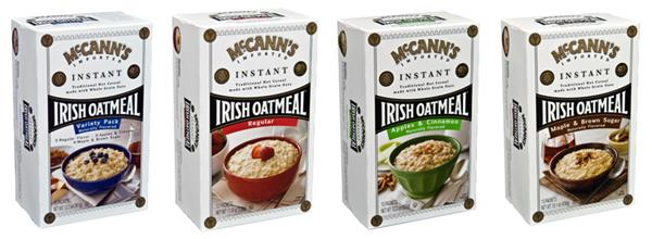 John McCann Steel Cut Irish Oatmeal
