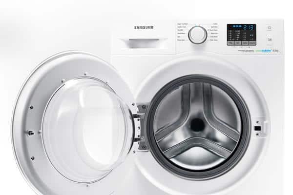 buka tutup mesin cuci